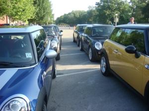 Mini Cooper Rally!